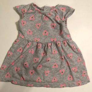 Valentines Heart Dress by Carters
